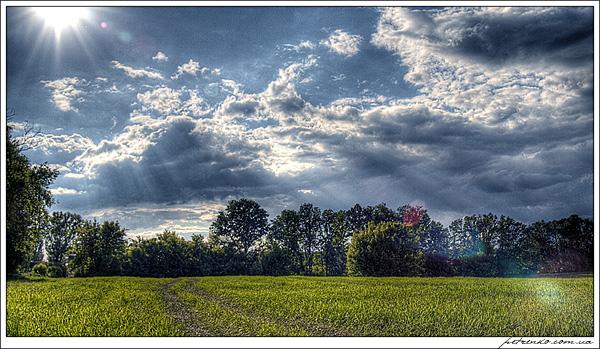 Фото: Небесный свет Photo:  Sky light...
