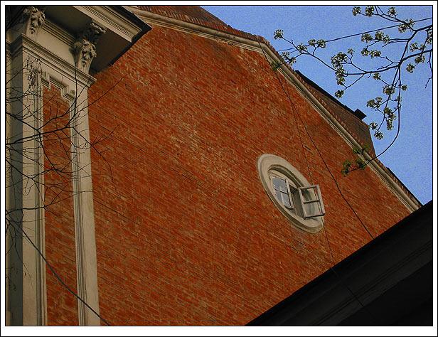 The Стена (Окно в небо). Одесса.