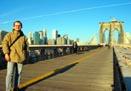 Нью-Йорк. Бруклинский мост.