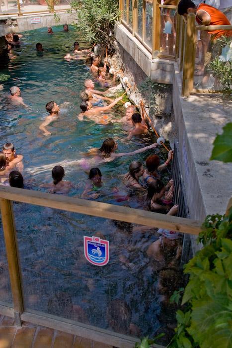 Бассейн Клеопатры / Cleopatra Pool