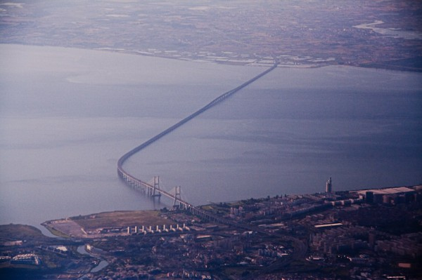 Мост Васко Да Гамы в Лиссабоне / Vasco Da Gama Bridge, Lisbon