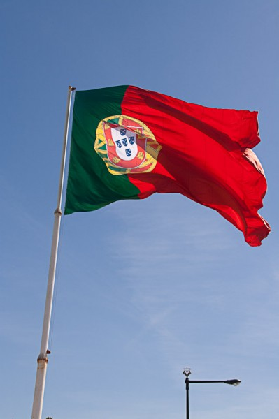 Флаг Португалии / Flag of Portugal