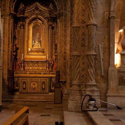 Монастырь иеронимитов Жиронимуш / The Hieronymites Monastery, Lisbon