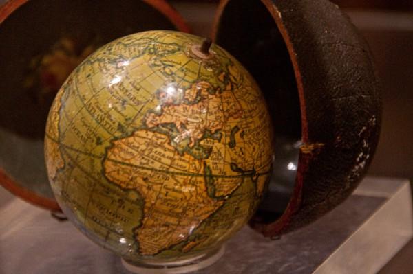 Морской музей - Карманный глобус / Marine Museum - Pocket Globe
