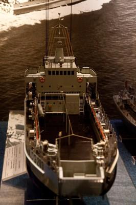 Морской музей - Танкер / Marine Museum - Tanker