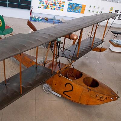 Морской музей - Гидроплан / Marine Museum - Hydroplane