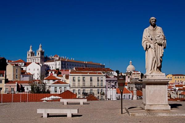 Пушкин, Лиссабон / Pushkin, Lisbon