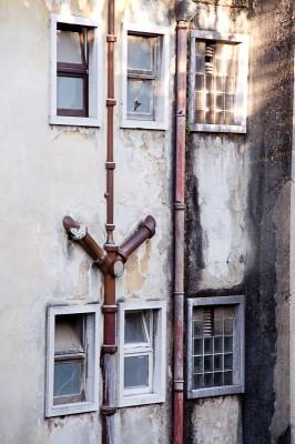 Трубы, Лиссабон / Pipe, Lisbon