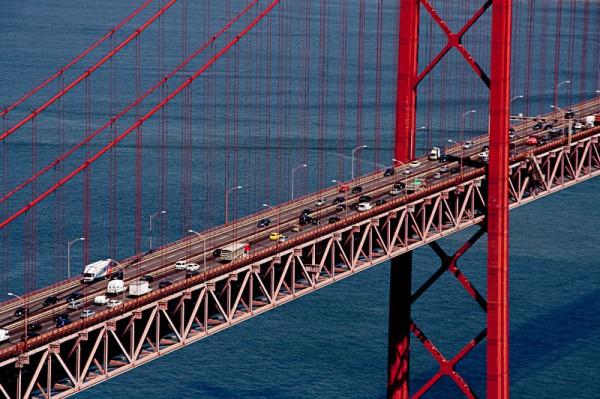 Мост 25 апреля, Лиссабон / 25 april bridge, Lisbon