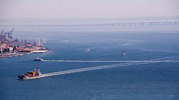 Мост Васко да Гама, Лиссабон / Vasco Da Gama bridge, Lisbon