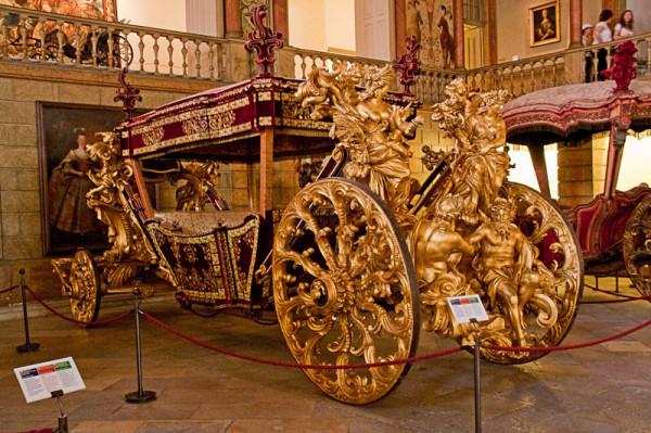 Музей Карет, Лиссабон / Coach Museum, Lisbon
