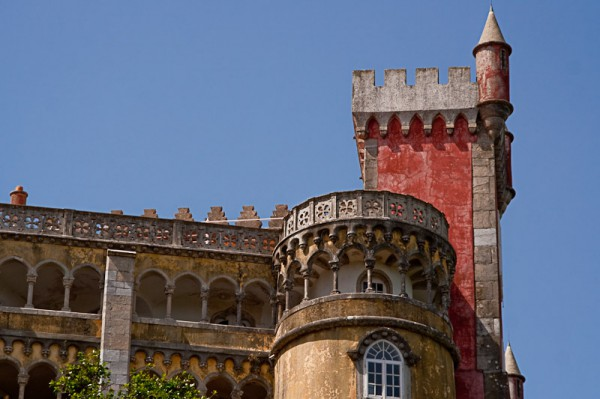 Дворец Пена, Лиссабон / Pena palace, Lisbon
