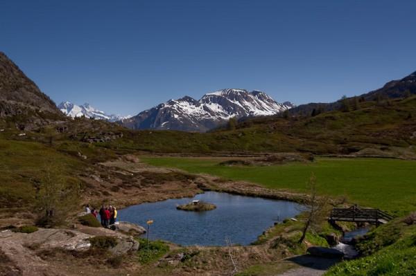 Симплонский перевал / Simplon Pass