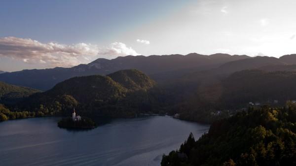 Блед, Словения / Bled, Slovenia