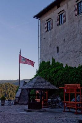 Блед, Словения, Замок / Bled, Slovenia, Castle