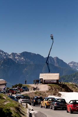 Горы, Словения, MINI AlpeAdria / Mountains, Slovenia, MINI AlpeAdria