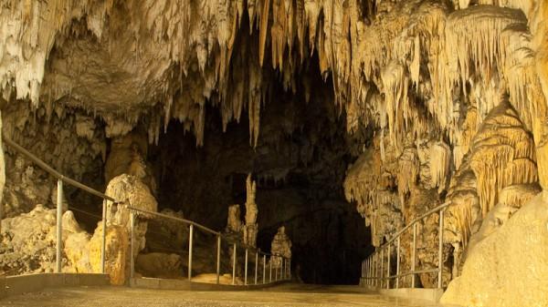 Пещера Постойнска Яма, Словения / Postojna Cave, Slovenia