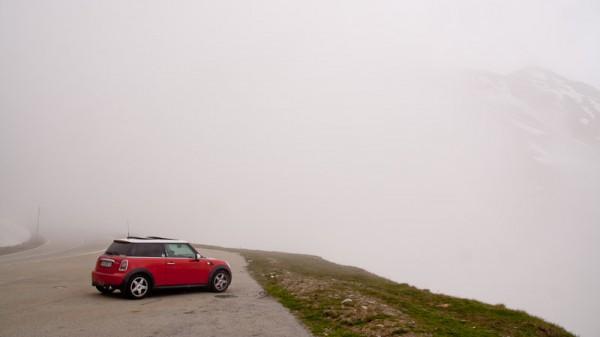 Миник в Тумане