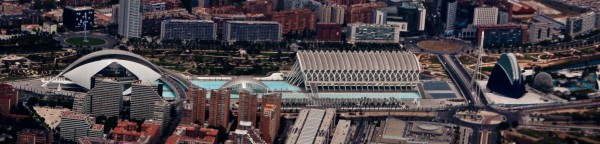 Валенсия, Центр искусства и науки / Valencia arts and sciences city
