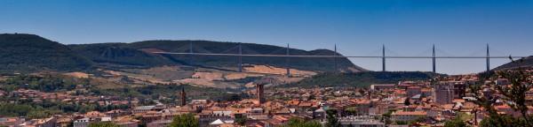 Самый высокий мост в Мире - Millau Viaduct - The Tallest Bridge