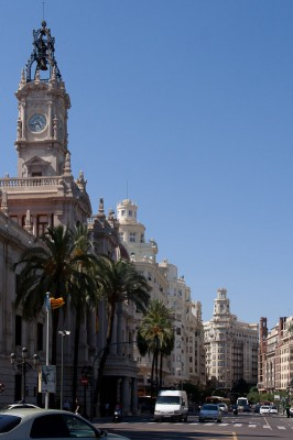 Valencia City Hall