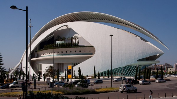 City of Arts and Science Museum (Ciudad de las Artes y de las Ciencias)