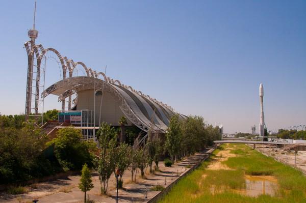 Valencia, Expo pavilion
