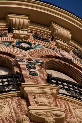 Мадрид, здания