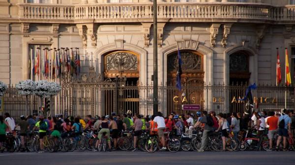Bici Critica 2010, Spain, Madrid