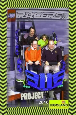 Legoland Deutschland, Rollercoaster
