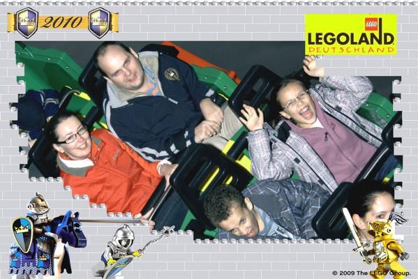 Legoland Deutschland, Dragon