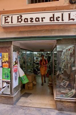 Пальма де Майорка, Книжный магазин