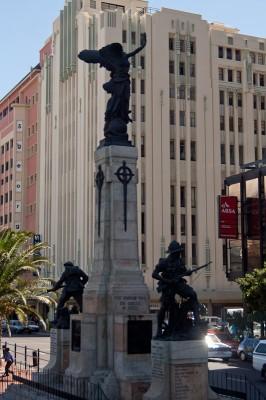 Памятник участникам корейской войны