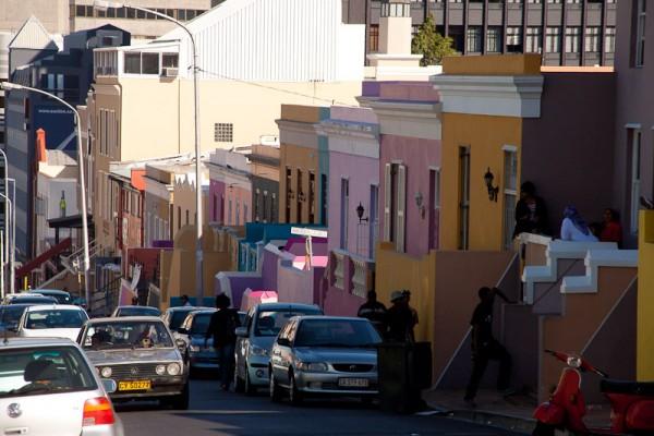Бо-кап, Кейптаун