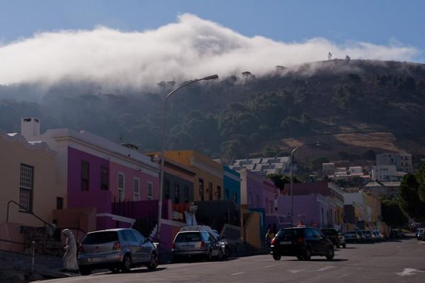 Бо-кап, Кейптаун, Гора