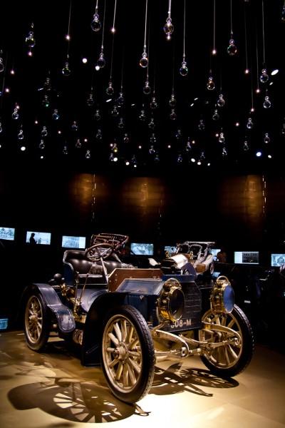 Музей Mercedes. Штуттгарт.